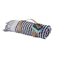Latigo Malibu Fringed Cotton Beach Towel