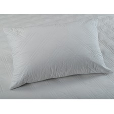 Diamond Cotton Pillow Protector