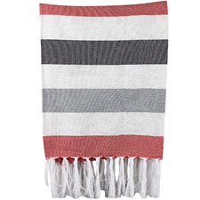 Beach Cotton Throw