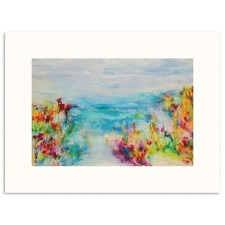It's Spring Abstract Wall Art