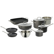 9 Piece Aluminium Cookware Set