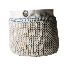 Utility Cotton Rope Basket
