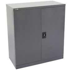 102cm Remo Steel Stationery Cupboard