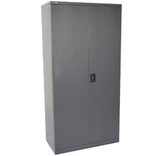183cm Remo Steel Stationery Cupboard