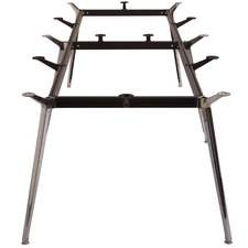 Lawson Air Single Stage Aluminium Boardroom Table Frame