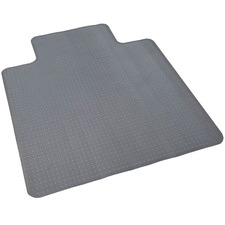 Clear Hero Carpet Office Chair Mat