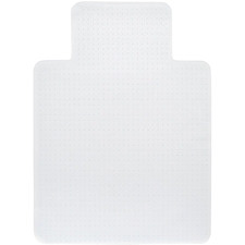 Clear Hero Hard Wood Office Chair Mat