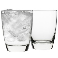 Milan Double Old Fashioned Glasses (Set of 6)