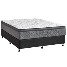 Dynamic Plush Mattress & Base