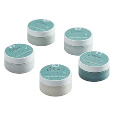 Coastal Calm Interior Paint Sample Pots & Brush