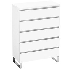 Tribeca 5 Drawer Tallboy
