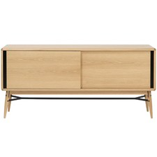 Oak & Metal Milo Sideboard