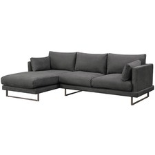 Zanda L-Shaped Sofa