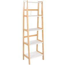 Zoe 5 Tier Scandi Style Shelf