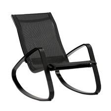Tahiti Textiline & Aluminium Outdoor Rocking Chair