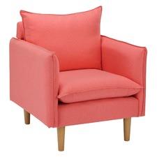 Coral Hampstead Armchair