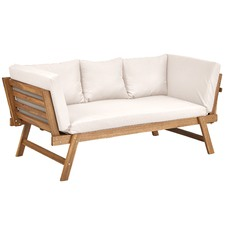St Barths Outdoor Day Bed with Cushions