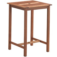 Parklands Timber Outdoor Bar Table