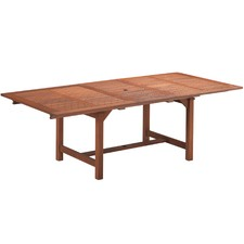 Parklands Timber Outdoor Extendable Dining Table