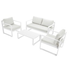 4 Seater Lennox Premium Outdoor Sofa Set