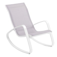 Grey Tahiti Outdoor Rocking Chair