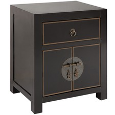 Jasmine Luxe Bedside Table