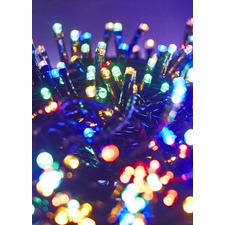 1000 Multi-Coloured LED Classic Fairy Lights