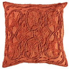 Rust Delilah Cushion