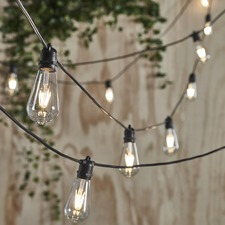LED Vintage Style Outdoor Festoon Lights