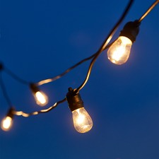 Solar Outdoor Festoon Lights