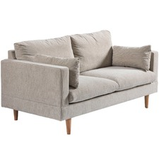 Sand Silas 2 Seater Sofa