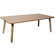 Curver Oak Coffee Table