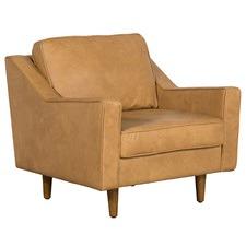 Taylor Italian Leather Armchair