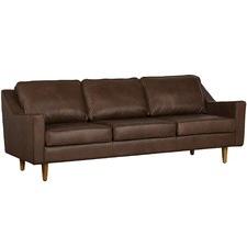 Taylor 3 Seater Italian Leather Sofa