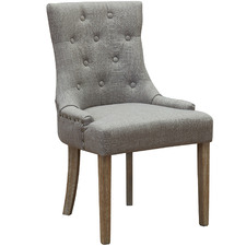 Grey Wash Windsor Dining Chair