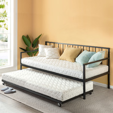 Newport Metal Daybed with Trundle