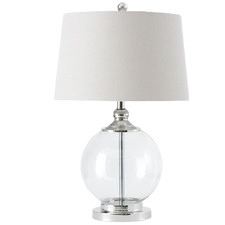 Hilton Glass Table Lamp