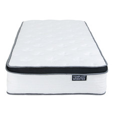 Chiro Plush Euro Top Foam & Coil Mattress
