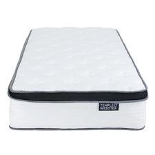 Chiro Plush Euro Top Foam & Coil Mattress