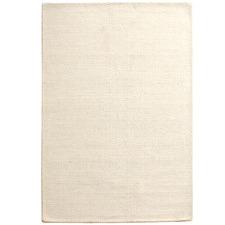 Ivory Capri Hand-Woven Wool Rug