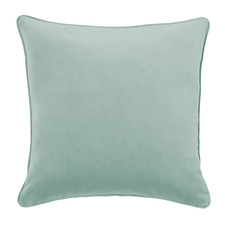 Seafoam Malmo Soft Velvet Cushion