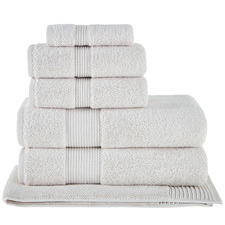 Oatmeal Grand 800GSM Turkish Cotton Towel Set