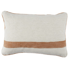 Cinnamon Cotton-Linen Cushion