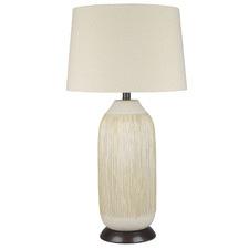 Cream Margo Ceramic Table Lamp