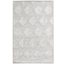 Grey Mason Hand-Tufted Wool Rug