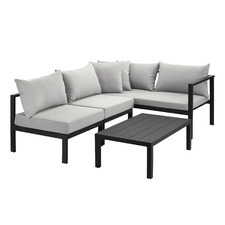 Felix 4 Seater Aluminium Outdoor Sofa Set