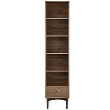 Frida Bookshelf with Bottom Drawer