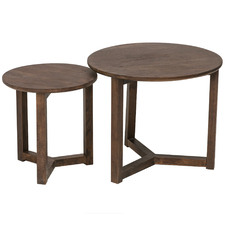 2 Piece Olwen Side Table Set