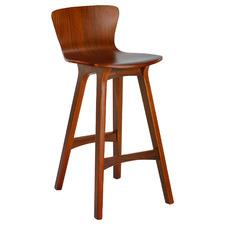 64cm  Nobu High Back Barstool