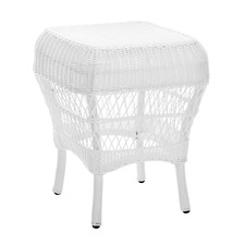 Classic Raffles Outdoor PE Rattan Side Table